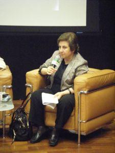 Shirin Ebadi at EurAc